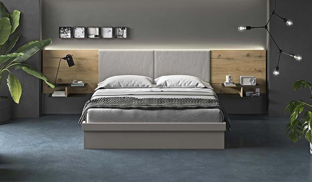 sistema letto air con giroletto